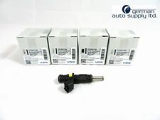 Mini 4 Piece Fuel Injector Set - CONTINENTAL VDO - A2C59517083
