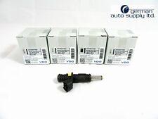 Mini 4 Piece Fuel Injector Set - CONTINENTAL VDO - A2C59517083