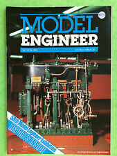 MODEL ENGINEER No.3844 - March 1989 - 58th Model Exhibition Reports Inside