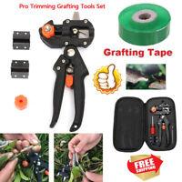 Garden Farming Pruning Shears Scissor Fruit Tree Vaccination Grafting Tools Sets