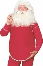 SANTA BELLY REALISTIC PADDING ADULT HALLOWEEN COSTUME ACCESSORY SIZE STANDARD