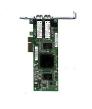 Dell DH226 Qlogic QLE2462 Full Profile Dual Port 4Gb Fibre Channel PCIe