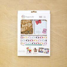 Project Life HOPSCOTCH Value Kit (100) PCS scrapbooking 380799