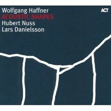 """WOLFGANG HAFFNER """"ACOUSTIC SHAPES""""  CD NEW+"""