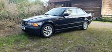 1997 BMW 316i E36 3 SERIES 76k MILES 2 OWNERS MADEIRA VIOLET COUPE AUTO CLASSIC