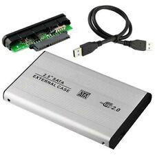 Box per HDD sata da 2.5 pollici con custodia e giravite hard disk per notebook