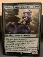 MTG Jumpstart - Selvala, Heart of the Wilds - Card Mint Fresh Never Played