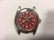 Vintage C. 1962 ROLEX Oysterdate Ref. 6694 Stainless Steel Men's Dress Watch