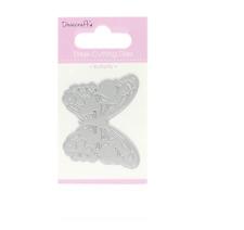 Butterfly-Dovecraft Corte muere-elaboración de Tarjetas/chatarra de reserva