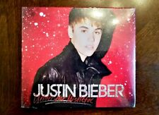 Justin Bieber - Under The Mistletoe LIMITED ED CD/DVD Friendship bracelets NEW
