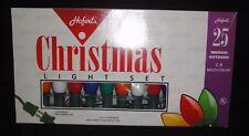Hofert's Christmas Xmas Indoor Outdoor C9 Light Bulb String Lights Decor