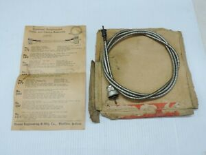Vintage 1930's 1940's Speedometer Cable - Buick Cadillac Chevrolet Hudson Willys