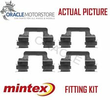 NEW MINTEX REAR BRAKE PADS ACCESORY KIT SHIMS GENUINE OE QUALITY MBA1610