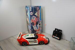 RadioShack Radio-Controlled Porsche 911 GT1 Le Mans Giesse 1997 60-4230 Untested