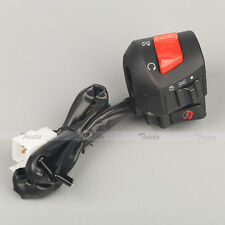 """Motorcycle ATV 7/8"""" Handlebar On/Off Headlight Electrical Start Right Switch #C3"""