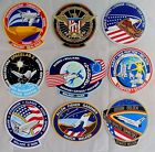 9 Different NASA Space Shuttle Stickers Spacelab Columbia Discovery Eagle 1984-6