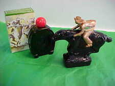 Avon Paul Revere Without Box And Avon Triple Crown With Box