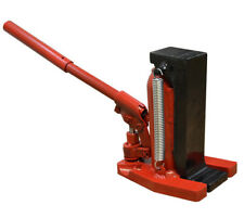 Up To 10 Ton Manual Hand Operate Hydraulic Toe Jack