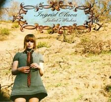 : CD Ingrid Olava, Juliet's Wishes, Digipack, 2008 Madrugada, RARE RAR