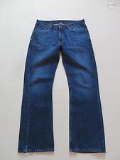 Levi's® 757 Bootcut Jeans Hose ,W 36 /L 32, wie NEU ! Indigo washed Denim, RAR !