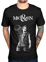 Of Mice & Men Black Cotton Adult Top T-Shirt Tee