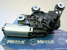 MEYLE Rear Wiper Motor for Audi A3 97-03 S3 A4 RS4 A6 RS6 & Allroad 8L0955711B