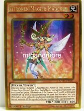 Yu-Gi-Oh - 1x Zitronen-Magier-Mädchen - MVP1 - Gold Edition