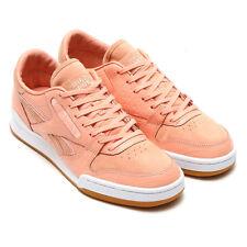Reebok Phase 1 Pro Classic Pink Burn Rubber Shoes Size 8.5 Detroit Playas AR1014