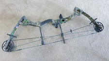 2010 BOWTECH SOLDIER RH 28/65 COMPOUND BOW EXCELLENT