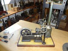 A Massive Georges Carette G.C&Co Hot air Stirling Engine Heißluftmotor steam