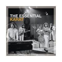 KARAT - THE ESSENTIAL KARAT  2 CD  33 TRACKS ROCK & POP BEST OF  NEU