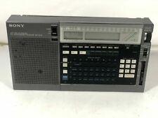 Sony ICF-2010 Shortwave Radio AM FM SSB CW Vintage Receiver Made In Japan