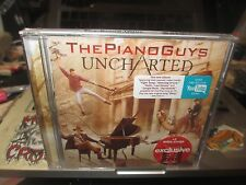 THE PIANO GUYS Uncharted CD NEW TARGET w/2 extra songs