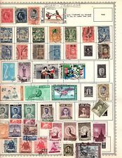 THAILAND SIAM STamps  LOT year 1863 to 1969 50 stamps cv over 200.00 (ho2