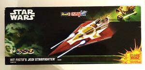 Revell 06688 easykit STAR WARS Kit Fisto's Jedi Starfighter Steckbausatz NEU