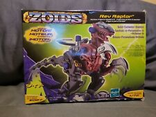 Zoids Hasbro Action Figure Model #027 Rev Raptor Works-Complete