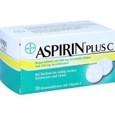 ASPIRIN PLUS C 20St 1894063
