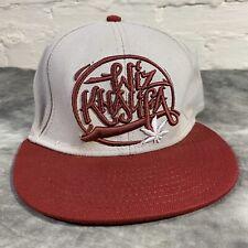 Wiz Khalifa Stretch Fit Maroon And Gray A-Flex Hat