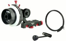 Filmcity HS-2 Follow Focus With Hard Stops Flexible Gear for DSLR Video Camera
