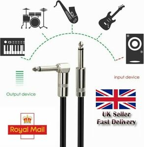 Guitar Lead Instrument Cable Noiseless Professional 3m Helical Shield φ 6.3mm