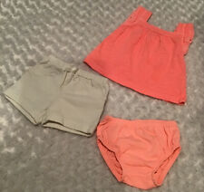 Carter's Baby Girl Outfit Size 6 Months In EUC (BIN AL)