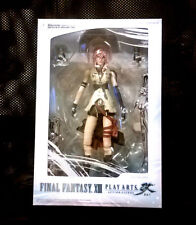 FINAL FANTASY XIII LIGHTNING - PLAY ARTS KAI 1 BLACK LABEL - SQUARE ENIX