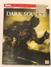 DARK SOULS III PRIMA OFFICIAL STRATEGY GAME GUIDE Xbox One, PS4 PC
