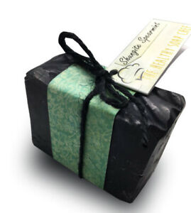 Shungite Spearmint BUY 3 & RECEIVE A SOAP LIFT FOR FREE