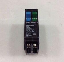 BD1530 WestingHouse Duplex 1 Pole 15 Amp 30 Amp 120/240V Circuit Breaker (NEW)