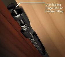 Door Saver 3 III Residential Hinge Pin Door Stop Oil Rubbed Bronze