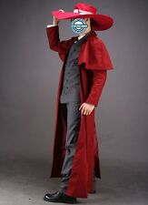 High-quality Hellsing Ultimate Alucard Full Set Cosplay Costume Cartoon Charact