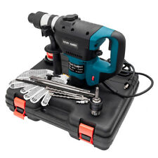 "1-1/2"" SDS Electric Rotary Hammer Drill Plus Demolition Variable Speed w/ Case"