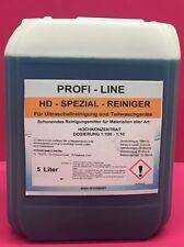 HD-Spezialreiniger Ultraschall Reiniger Ultraschallreiniger Teilewaschgerät 5 L