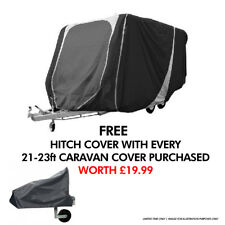 Bailey Pageant Majestic S6 3-PLY Universal Caravan Cover 21-23ft